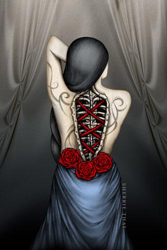 Corset Backbone