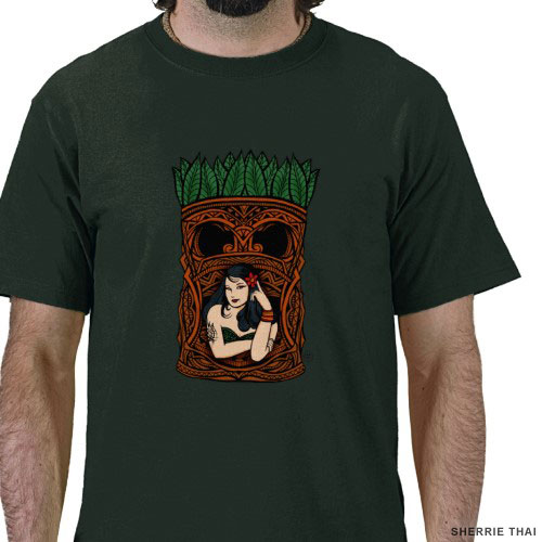 Tiki Baby T-Shirt