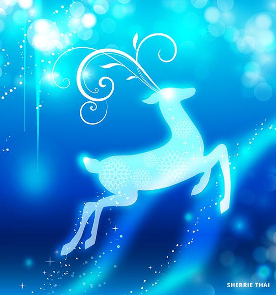 Reindeer Dreams
