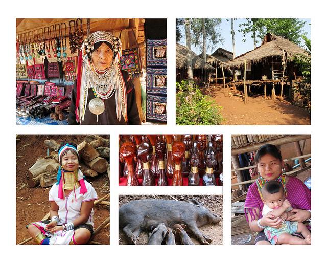 Thailand Chiang Rai Hilltribes