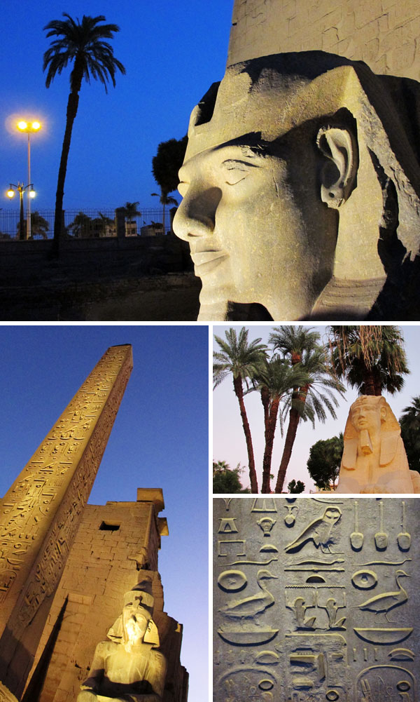 Luxor Temple Photo 1, by Sherrie Thai of Shaireproductions