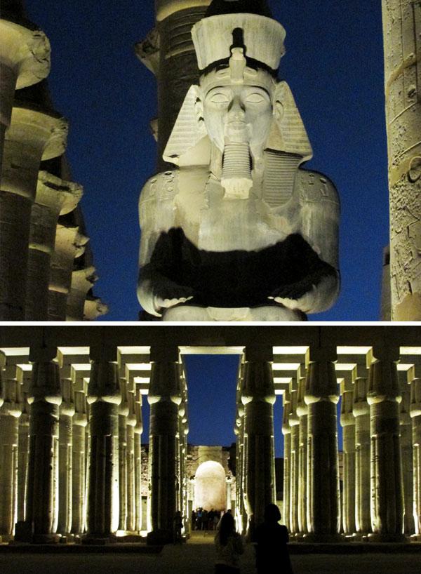 Luxor Temple Photo 2, by Sherrie Thai of Shaireproductions