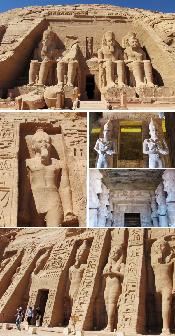 Egypt Abu Simbel Temples Aswan Travel Photo, by Sherrie Thai of Shaireproductions