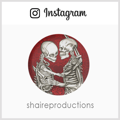 instagram ad, shaireproductions.com