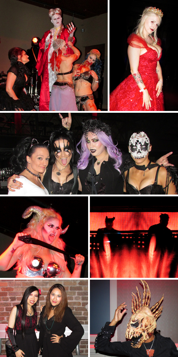 NOLA Bloodlust Vampire Ball