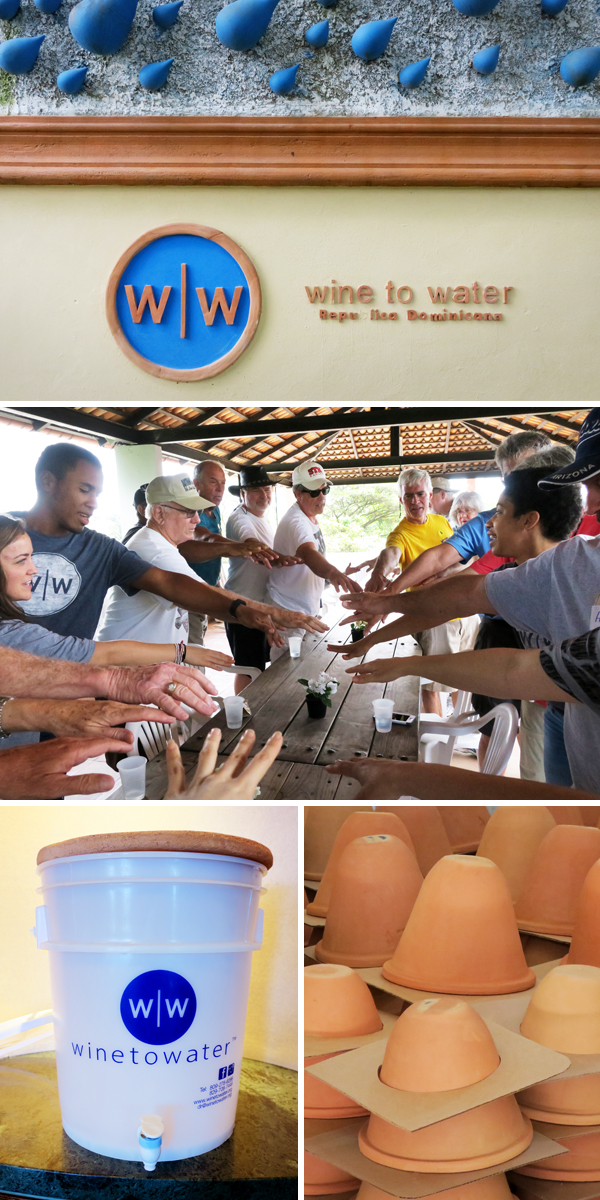 Wine to Water Dominican Republic Water Filter Project, Photos by Sherrie Thai of Shaireproductions.com